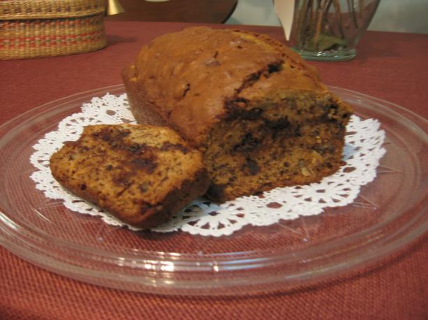 Banana Bread (Low Fat, Low Sugar, Whole Wheat)