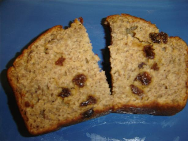 Favorite Bake-off Banana Wheat Quick Bread