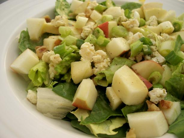 Classic Apple and Blue Cheese