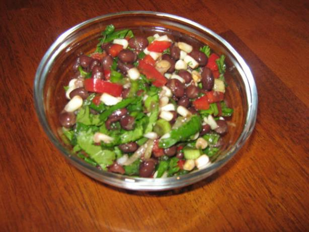 Corn and Black Bean Salsa (No Tomatoes)