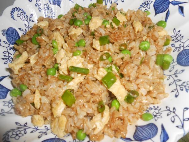 Egg & Scallion Fried Rice