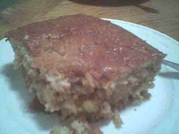 Apple Breakfast Cake
