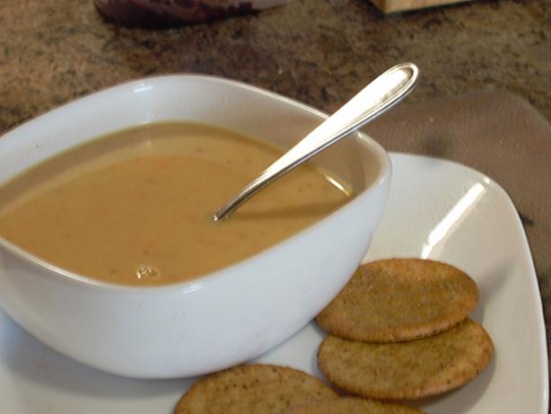 Chef Joey's Cream of Cauliflower Soup (Crock Pot)