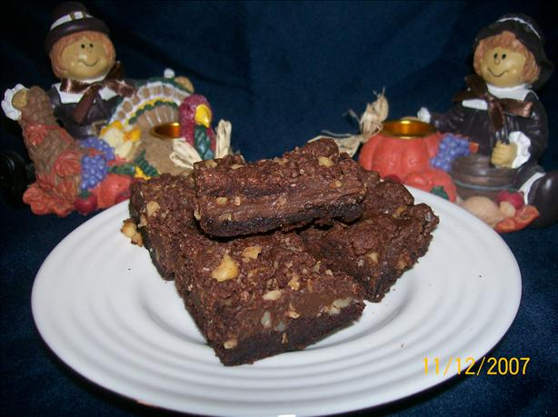 Double Chocolate Fantasy Bars