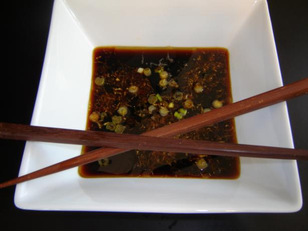 Simple Soy Dipping Sauce