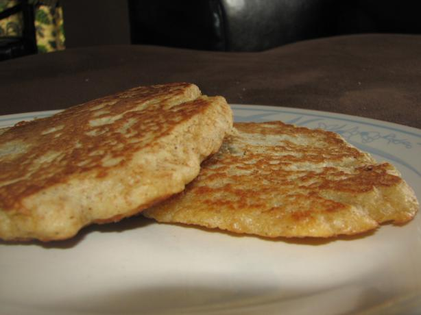 Cinnamon Whole Wheat Pancakes