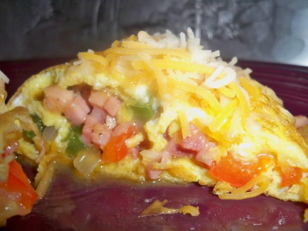 Country Garden Omelet