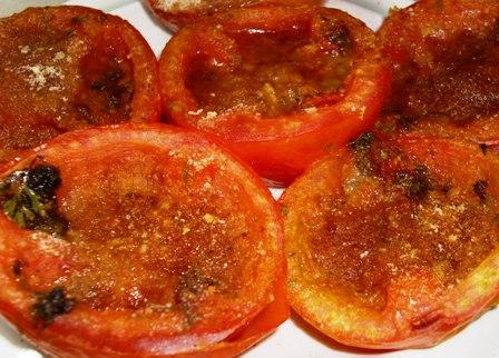 Chermoula Roasted Tomatoes
