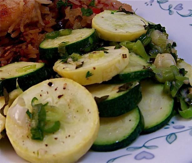 Zucchini & Summer Squash Skillet