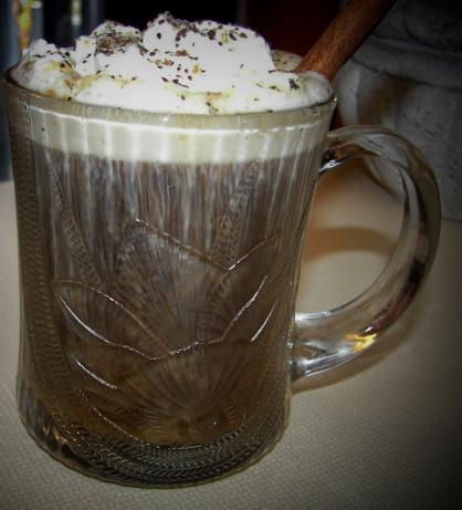 Vanilla Cinnamon Buttered Coffee