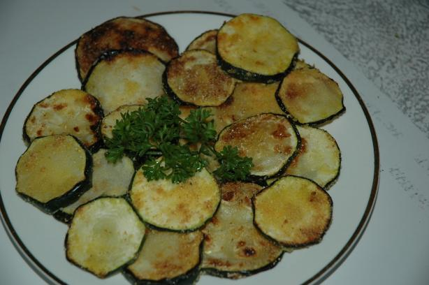 Michael's Fried Zucchini