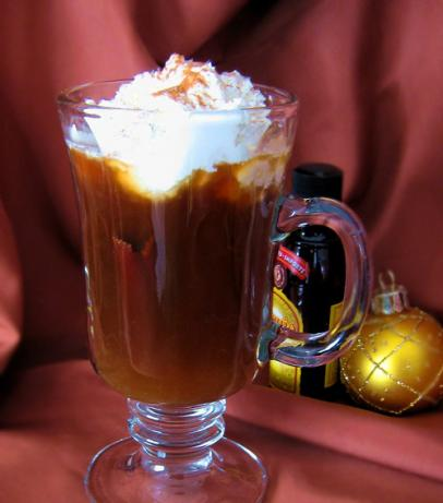 Coffee Liqueur With Vanilla & Cinnamon Cream
