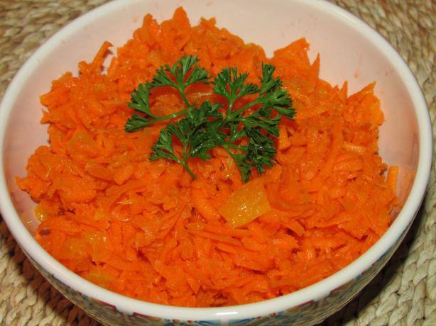 Moroccan Orange and Carrot Salad