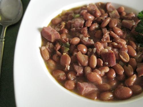 Pinto Beans & Ham