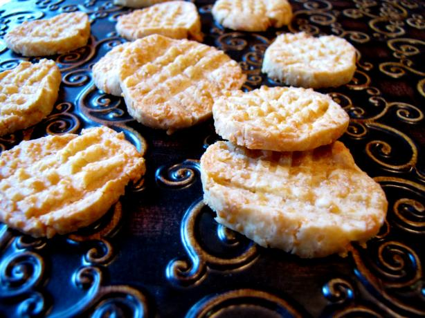 Wicklewood's Gluten Free Parmesan Thins