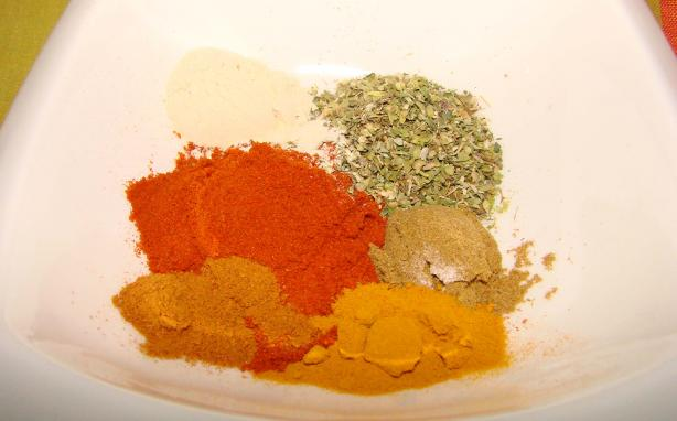 No-Salt Chili Powder