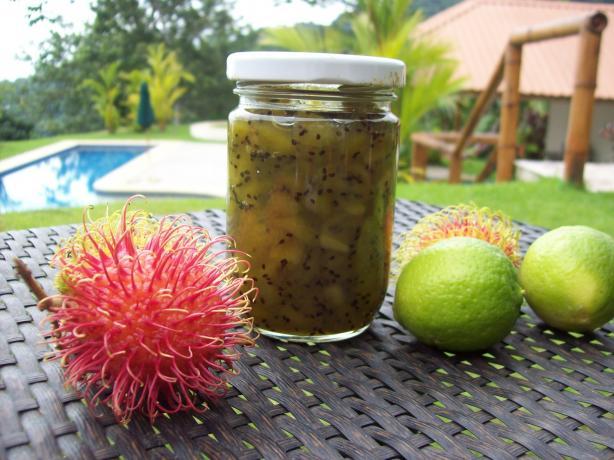 Kiwi & Lime Jam