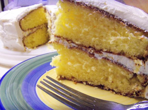 Great Lemon Cake