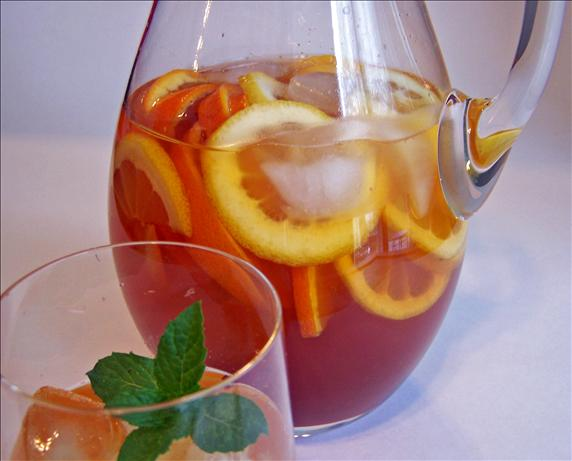 Spiced Tea Lemonade
