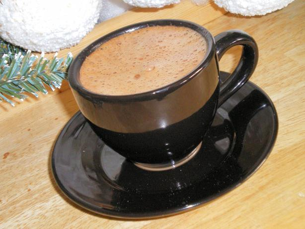 Brazilian Hot Chocolate
