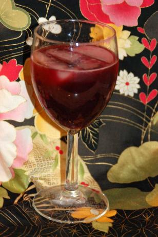 Red Wine Cooler