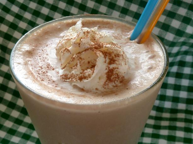 Chocolate Coffee Shake