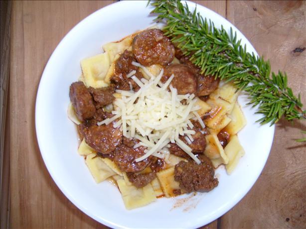 Mike's Italian Grandma's Pasta Sauce