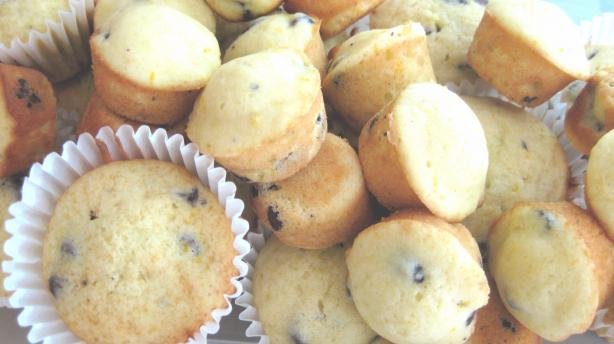 Incredible Orange Chocolate Chip Muffins