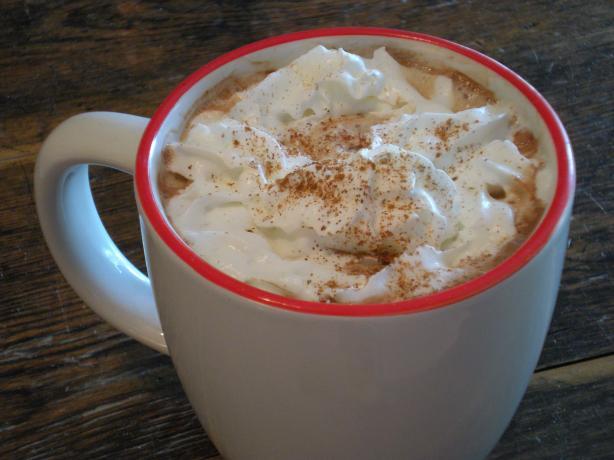 Cafe Orange Mocha