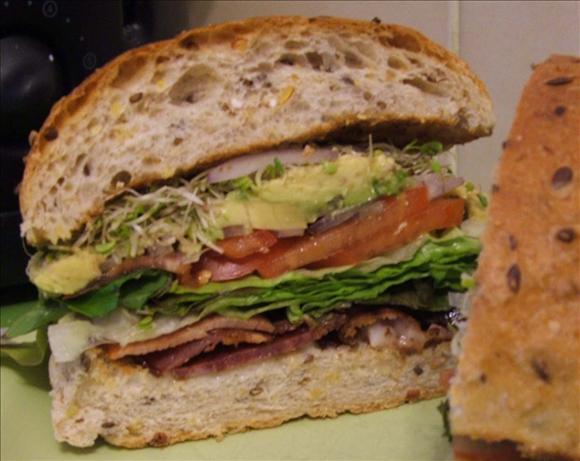 B L T Sandwiches Supreme