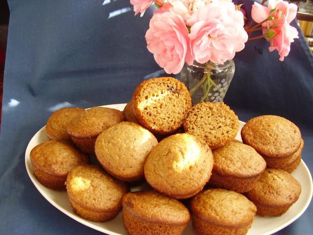 6 Week Bran Muffins (Auntie Anne's Muffins)