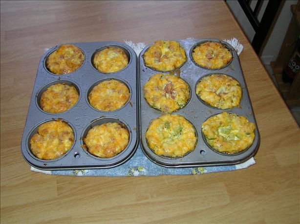 Mini Made to Order Omelet Cups