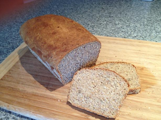 Healthy Household Bread