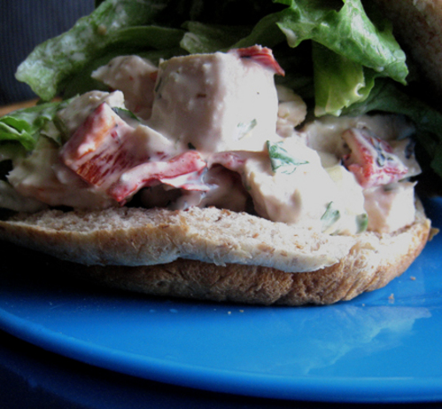 Low Fat Chunky Chicken Salad