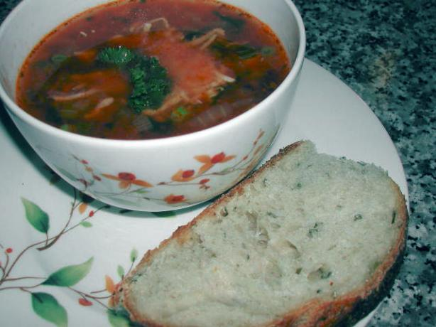 Tomato Soup With Fines Herbes (Soupe a La Tomate Aux Fines Herbe