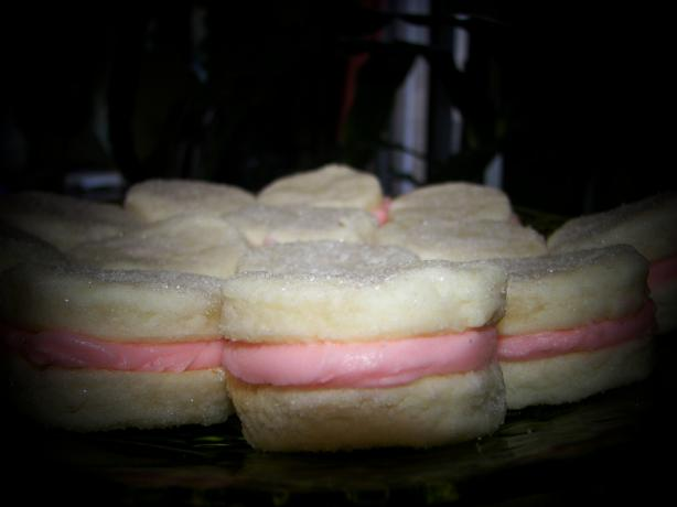 Swedish Cream Cookies
