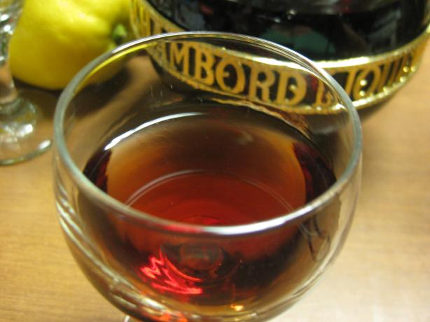 Chambord Truffle Cocktail