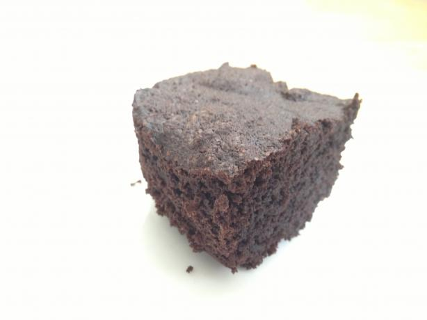 Dark Chocolate Fudge Coconut Flour Brownies