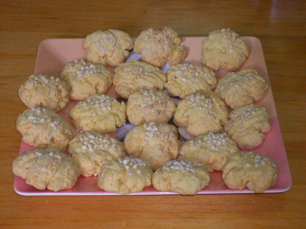 Ww Vanilla Biscuits (Cookies)