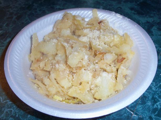 Kittencal's Fried Potatoes and Cabbage