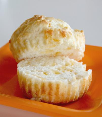 Gg's Garlic Cheese Biscuits