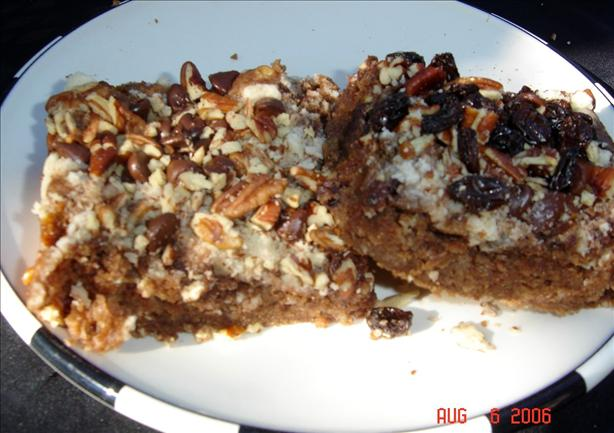 Jeanie's Crumb Topped Coffee Cake