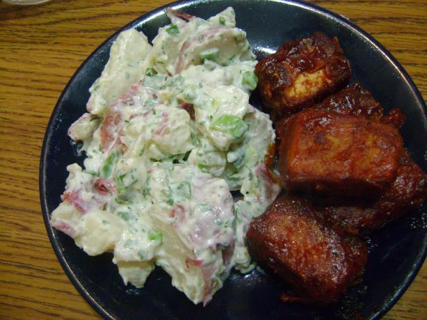 Green Onion Potato Salad