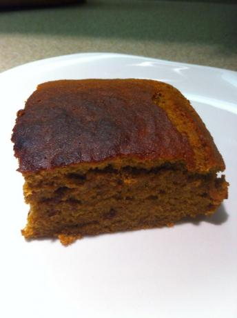 Fall Harvest Butternut Squash/Pumpkin Bars-No Fat, Sugar-Free