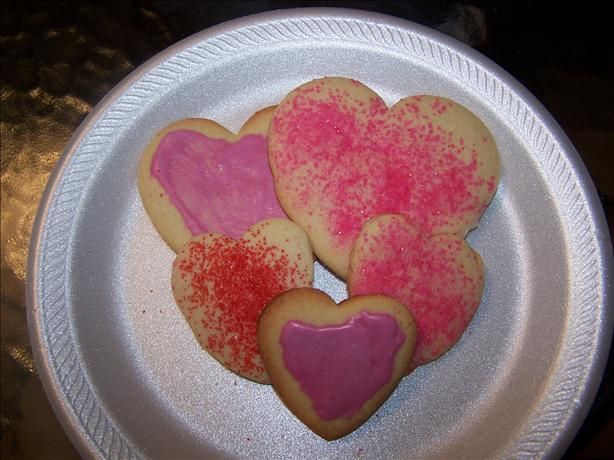 Sugar Cookies - No Break, Fail-Safe and Foolproof