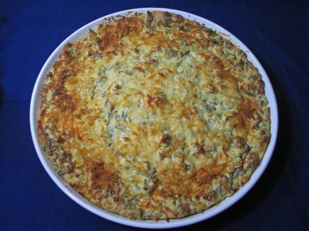 Olive Garden Spinach & Artichoke Dip