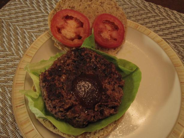 Amazing Veggie Burgers