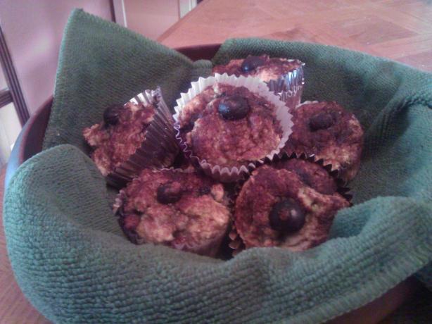 Best Gluten-Free, Sugar-Free, Dairy-Free Muffins
