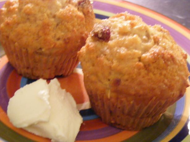 Muesli Muffins (21 Day Wonder Diet: Day 20)