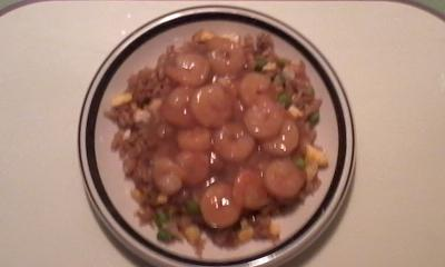 Pork (Chicken, or Shrimp) Fried Rice